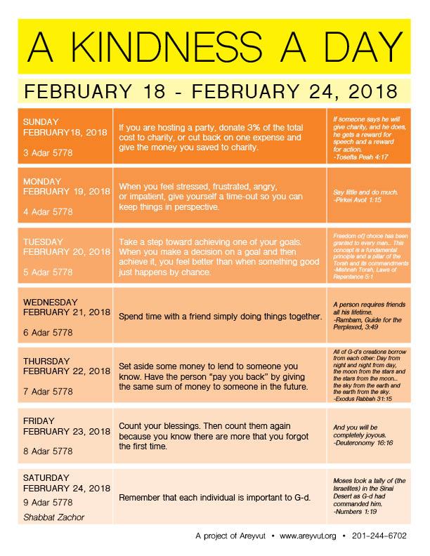 February 18-24, 2018